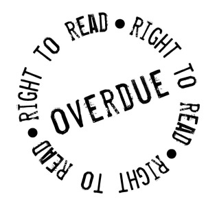 Right to Read Campaign logo